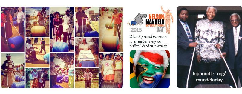 MANDELA DAY Collage