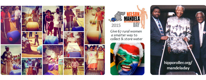 MANDELA DAY Collage